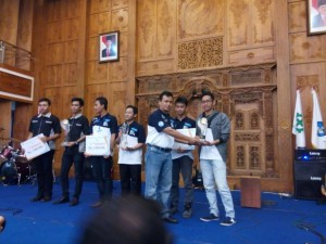 FAREWELL AND AWARDING NIGHT NATIONAL CADCAM COMPETITION 2015
